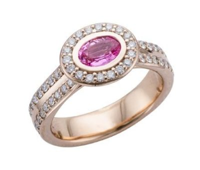 In the Pink: From Diamonds to Tourmaline, Pink Stones Are the Ultimate Engagement Ring Must-Have