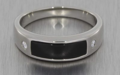 Custom Engagement Rings and Wedding Bands for Men